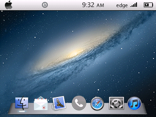 FREE] Make your BB8700 like MacOSX Lion - Theme - BlackBerry