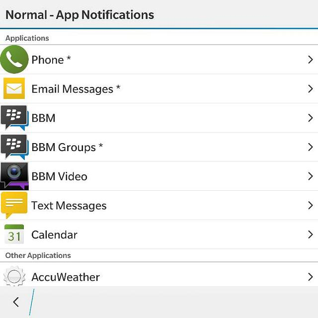 Notification sounds in Android - BlackBerry Forums at CrackBerry com