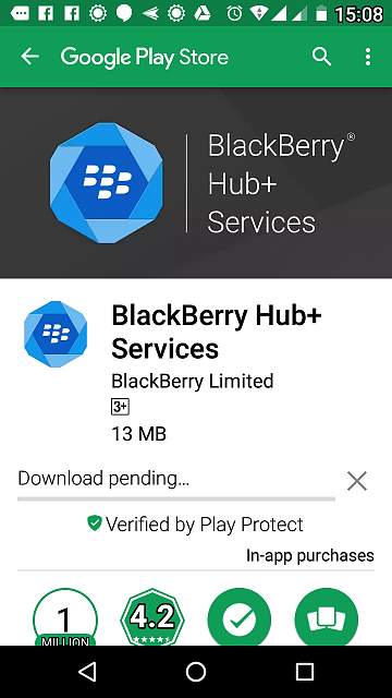 GOOGLE PLAY SERVICES UPDATE DOWNLOAD PENDING - Help