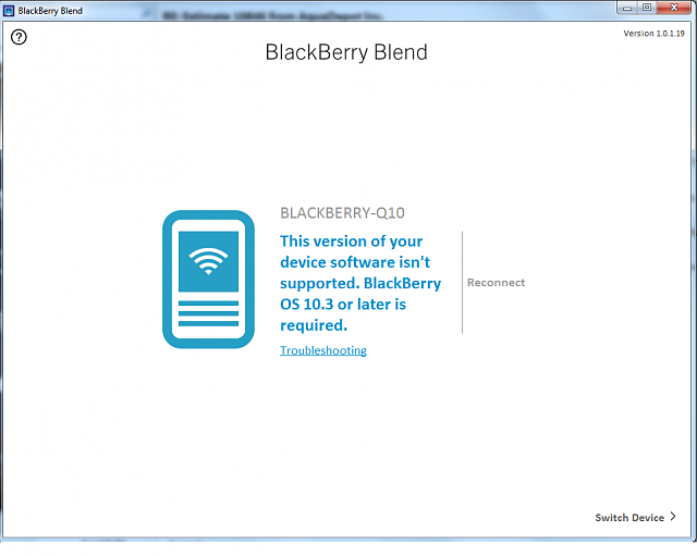 Goodbye Outlook... Hello Blend!-q10-blend-not-supported.png