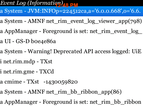 Warning - Deprecated API-screen_20130222_124845.jpg