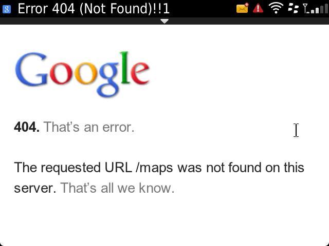Google Maps - BlackBerry Forums at CrackBerry com