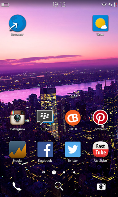 Can I change the default home screen?  (OS 10, BB Classic)-img_20150407_191234.png