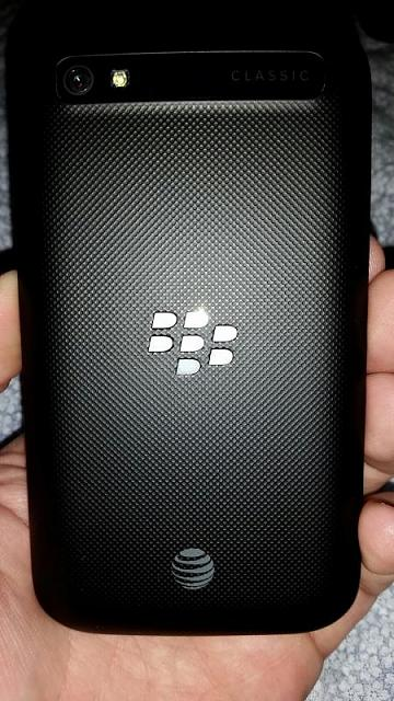 Different, flat Blackberry logo emblem on the back-t-classic.jpg