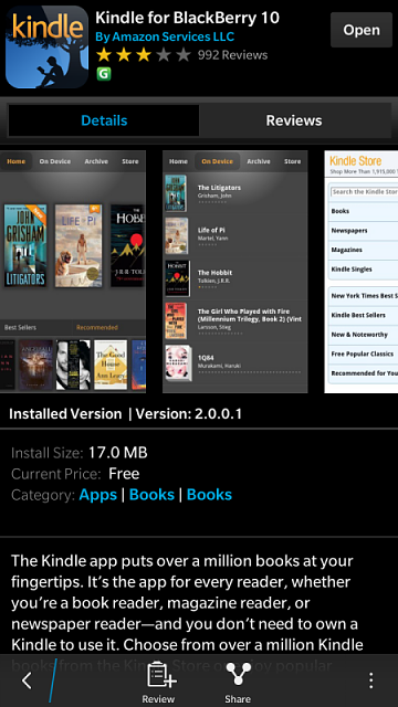 Kindle app won't open, are there any alternatives?-img_20150606_054417.png
