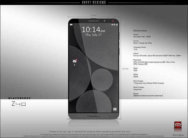 z30s big brother the quotz40quot my new concept