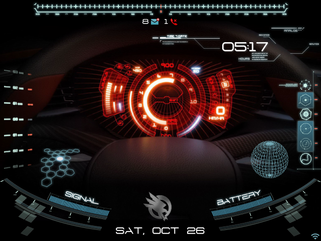 BlackBerry Curve themes - free download. Best mobile themes