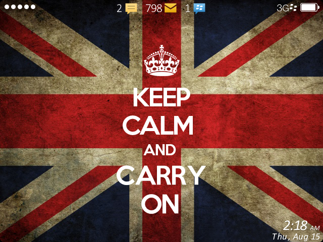 [Premium] Keep Calm And Carry On - BlackBerry Forums at