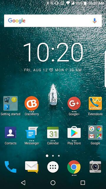 Screenshot of DTEK50 Homescreens-screenshot_20160812-102038.jpg