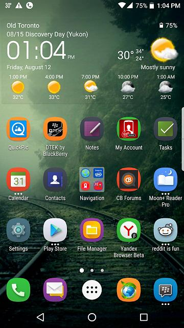 Screenshot of DTEK50 Homescreens-screenshot_20160812-130447.jpg