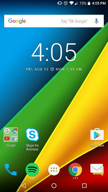 Screenshot of DTEK50 Homescreens-screenshot_20160812-160524.jpg