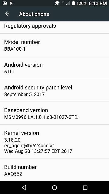 September Security Update waiting room - Page 2 - BlackBerry