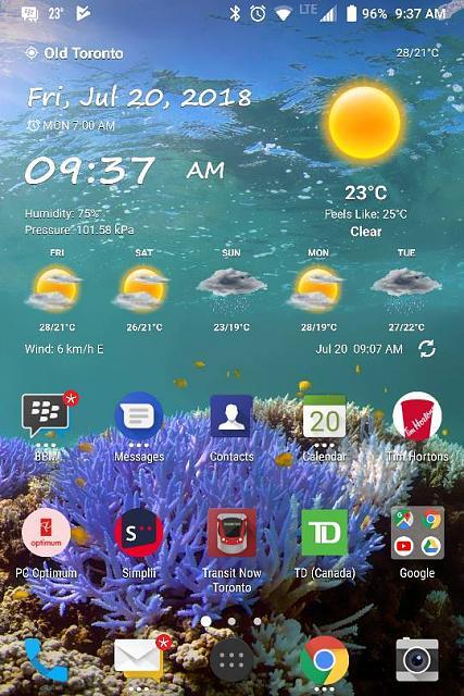 3 new-ish Baked-in-Blackberry apps - BlackBerry Forums at CrackBerry com