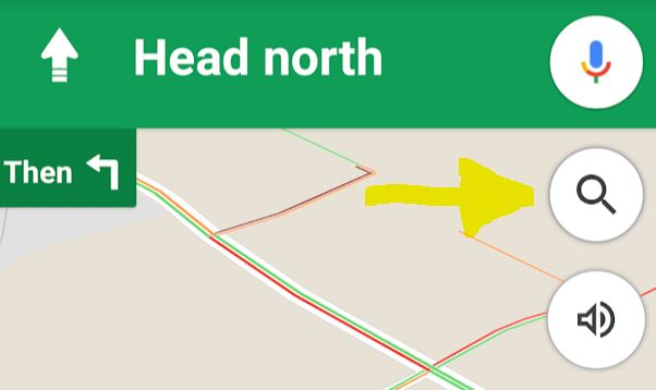 Google Maps: Compass Icon Disappeared--How do I get it back
