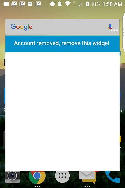 "Tap Hub, get ""Account Removed, Remove this Widget"" ?-screenshot_20170627-015006.jpg"