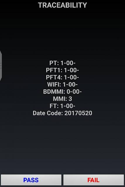 MMI test menu and Engineering mode - BlackBerry Forums at