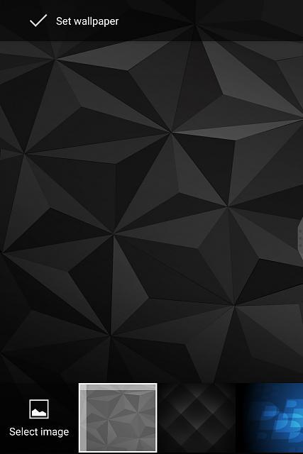 New Wallpaper On Keyone Latest Update Blackberry Forums