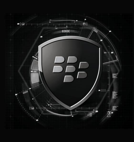 A New BlackBerry Logo Wallpaper