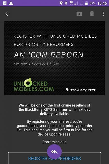 Received an email from Unlocked Mobiles for Preorder of KEY2-screenshot_20180523-154631.jpg