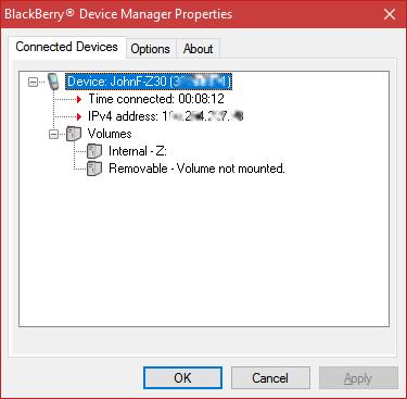Windows 10 Update 1607 Broke Blackberry Link - BlackBerry