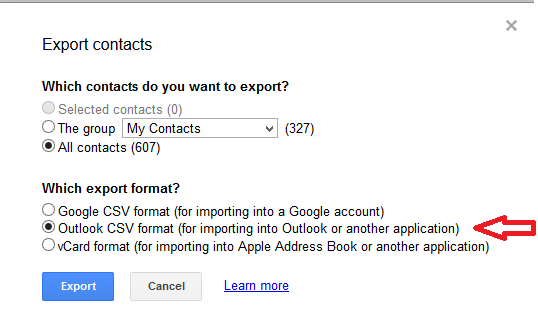 Importing contacts from Android to Blackberry OS 5-3.png
