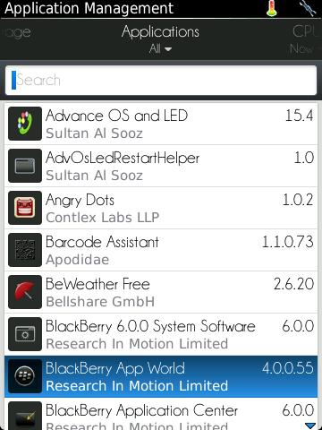 blackberry app world 4.0.0.55 for pc