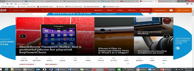 CNET Homepage format different to indicate new Passport shape?-picture1.jpg