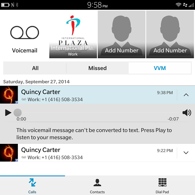 Visual Voice mail on the BlackBerry Passport and 10.3-img_20140927_215820.png