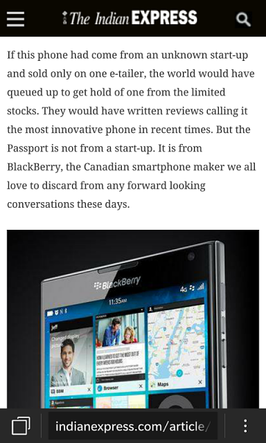 BlackBerry Passport: IndianExpress nails it.-img_20140929_232018.png