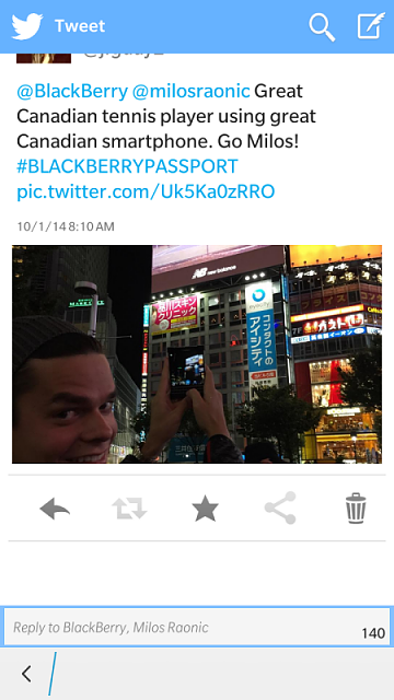 Milos Raonic (#8 tennis player in world), sporting new BlackBerry Passport-img_20141001_081238.png