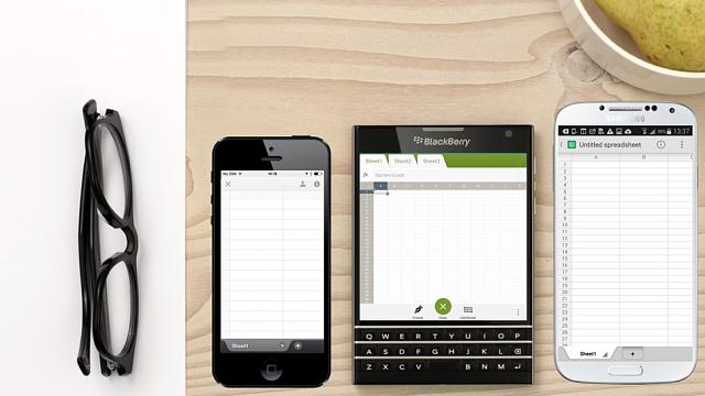 BlackBerry: Here's Why We Built a Square Phone-blackberry-passport-spreadsheet-productivity.jpg