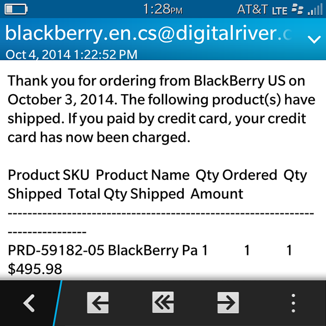 (Coupon no longer works) BlackBerry Passport for 9.00-img_20141004_132825.png