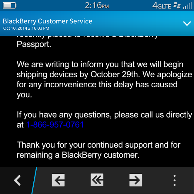 (Coupon no longer works) BlackBerry Passport for 9.00-img_20141010_141630.png