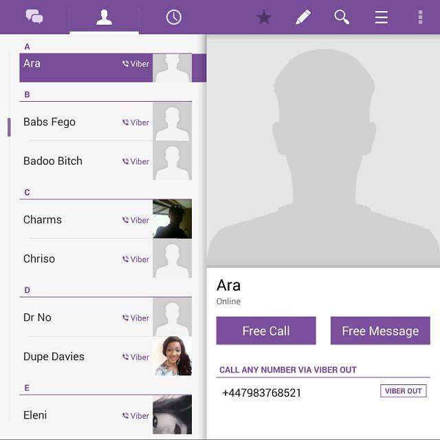 Viber app on Passport - BlackBerry Forums at CrackBerry com