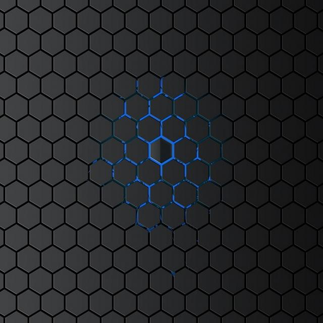 BlackBerry Passport Wallpaper-minimalistic_pattern_patterns_hexagon.jpg