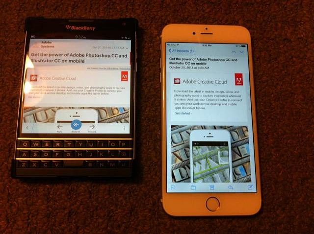 how to forward an email with attachments iphone