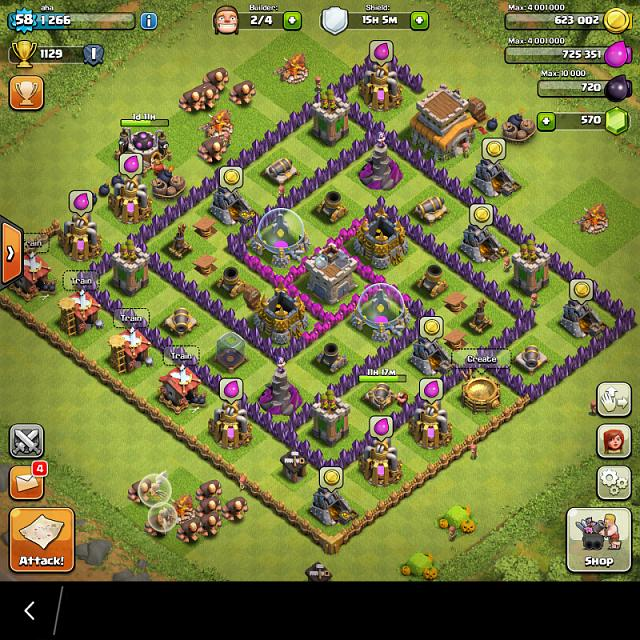People on the Passport: Clash of Clans....how is it?-img_20141026_110452.jpg