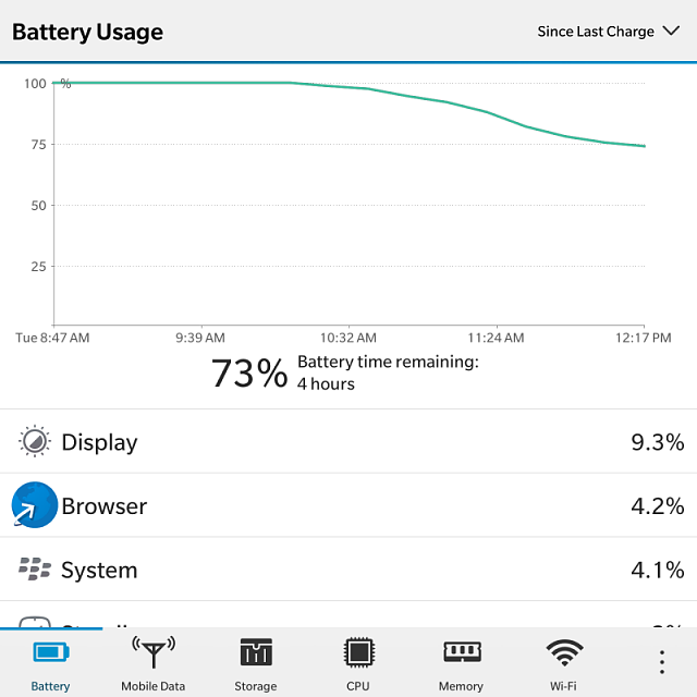 Disappointing Battery Life - Passport-img_20141028_122057.png
