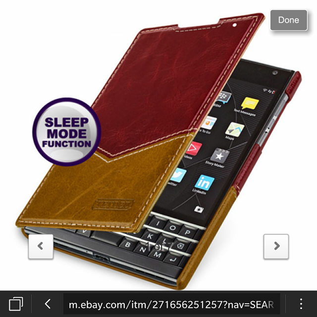 BlackBerry Passport Leather Flip Case-img_20141103_193335.png