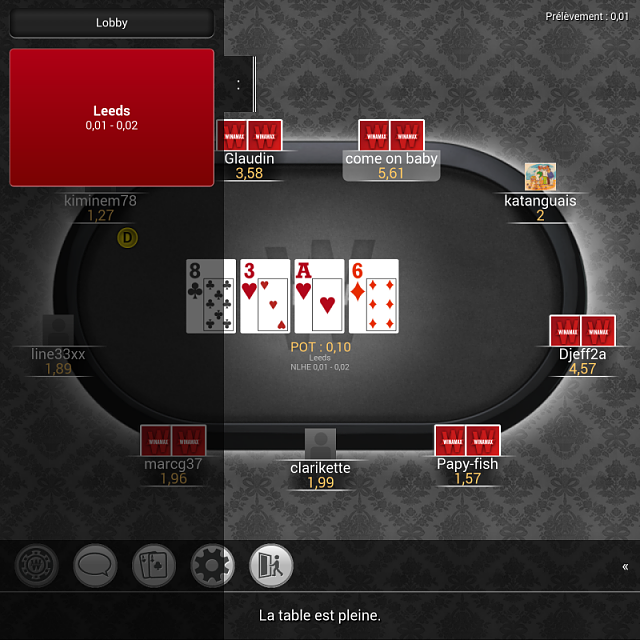 Call for a poker. apk test-img_20141228_193836.png