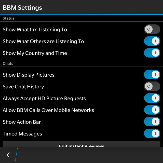 "Turn off ""Show what I am listening"" BBM setting-img_20150104_012746.png"