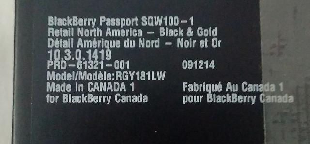 Blackberry Passport Black and Gold--Has Arrived.-b-g.jpg