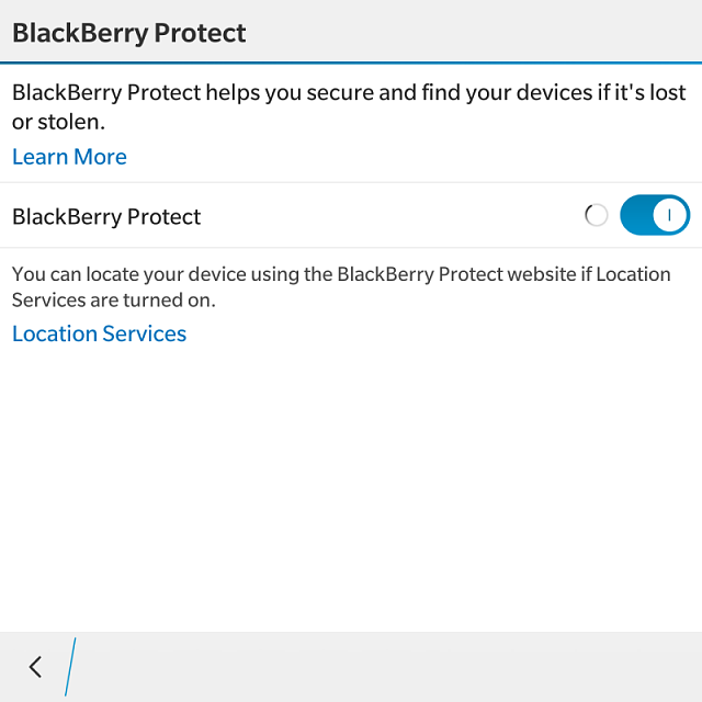 Is BlackBerry Protect Service unavailable?-img_20150323_202759.png