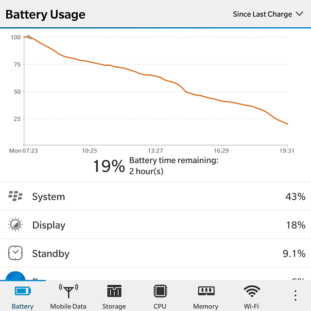 O'm having a very poor battery life on my Passport, can somebody help me out with that?-img_20150504_193458.png