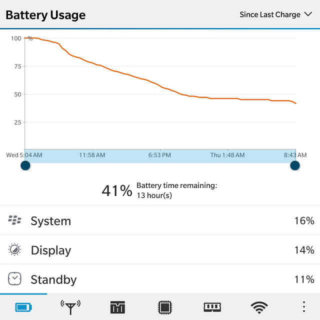 O'm having a very poor battery life on my Passport, can somebody help me out with that?-img_20150507_084740.png