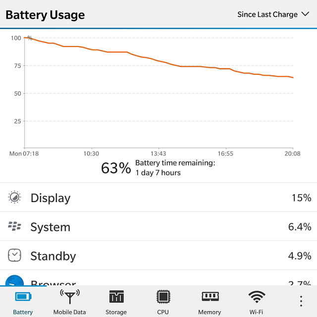 O'm having a very poor battery life on my Passport, can somebody help me out with that?-img_20150525_201206.png