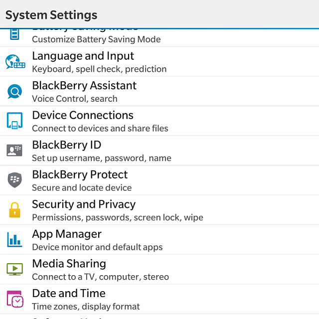 Is the BlackBerry Protect App available for the Passport?-img_20150713_193642.png