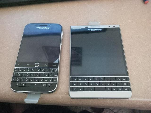 Blackberry Passport Classic
