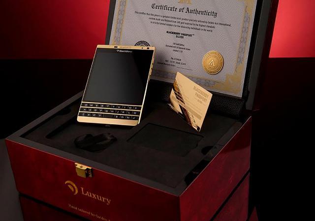Gold Passport for sale online   is it worth it? - BlackBerry Forums