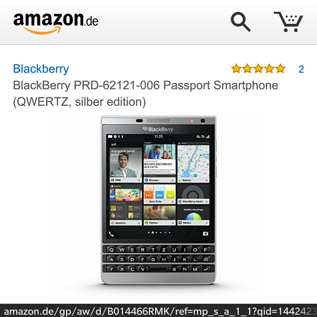 Germany: Amazon.de has the BlackBerry Passport Silver Edition listed ! No third-party seller !-img_20150916_190456.png